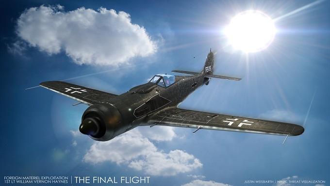 Haynes Final Flight